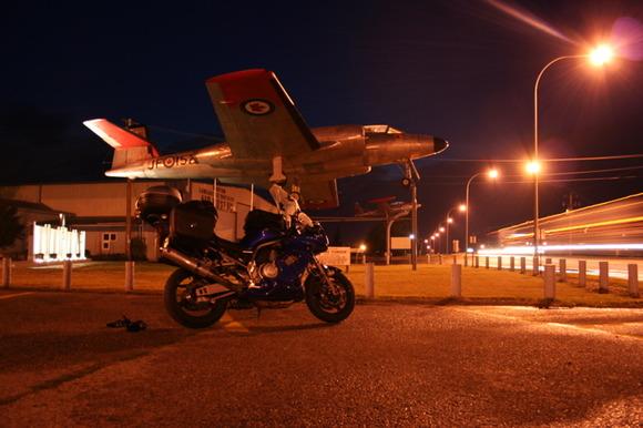 Jet bike?