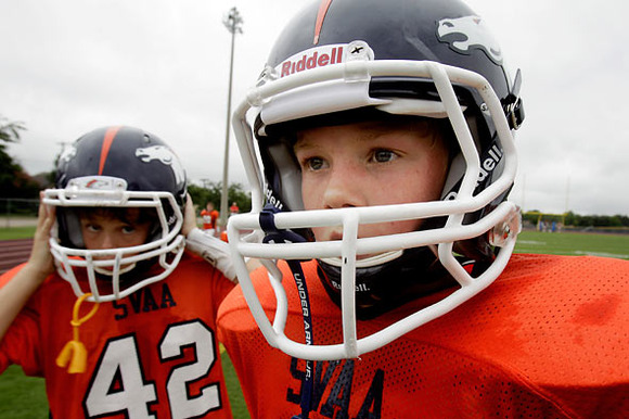 Kids In Sports: Video Game Raises Awareness of Brain Injuries